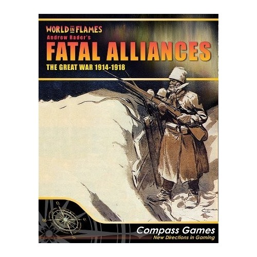 Fatal Alliances: The Great War 1914-18 (WiF)