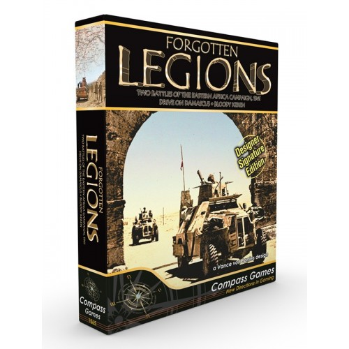 Forgotten Legions Designer´s Signature Edition