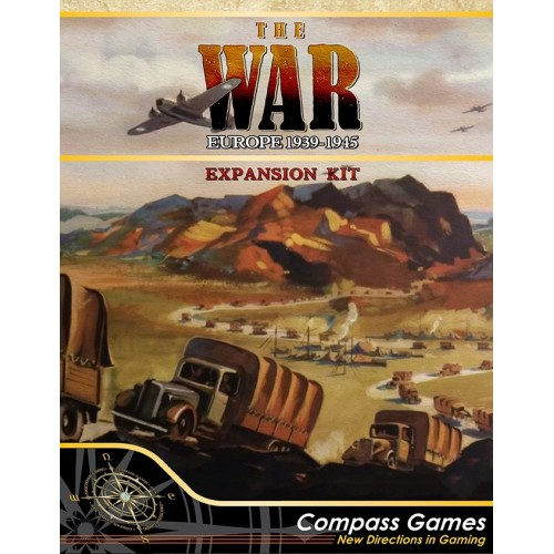 The War: Europe expansion Kit