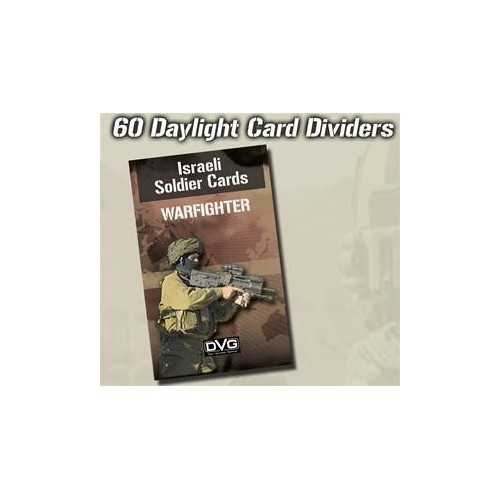 Warfighter Modern Exp 34 Daytime Card Dividers