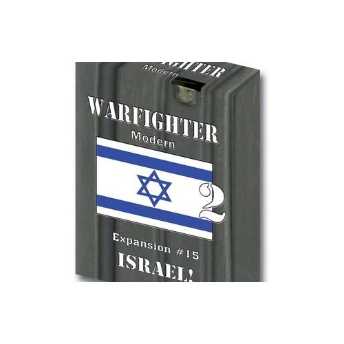 Warfighter Modern Exp 15 Israeli Soldiers 2