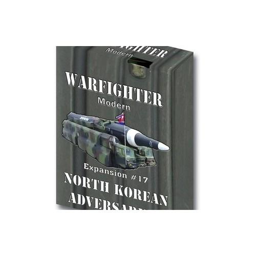 Warfighter Modern Exp 17 North Korea Adversaries
