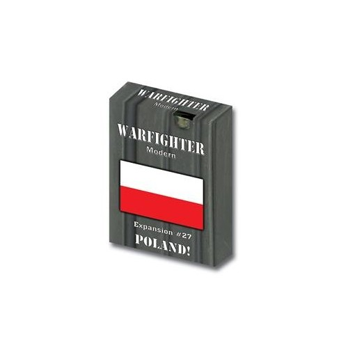 Warfighter Modern Exp 27 Polish Soldiers