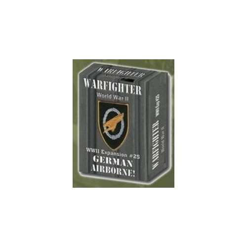 Warfighter  Exp 25 Greman Airborne