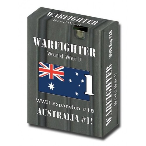 Warfighter  Exp 18  Australia 1