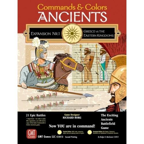 C&C Ancients Exp 1: Greece & Eastern Kingdoms