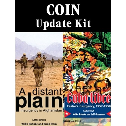 Cuba Libre/A Distant Plain Update Kit
