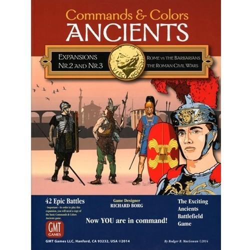 C&C Ancients Exp 2 & 3