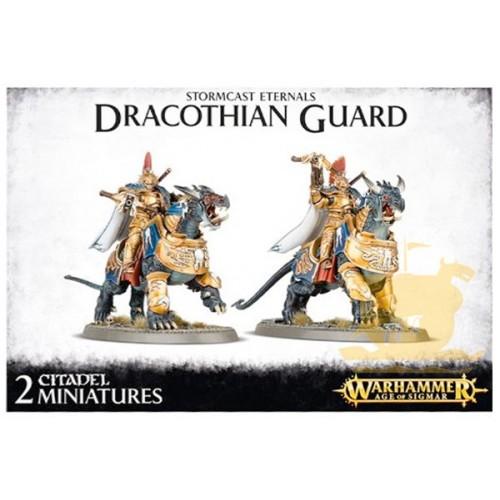 Stormcast Eternals Dracothian Guard