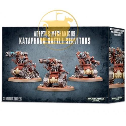 Ad Mech Kataphron Battle Servitors