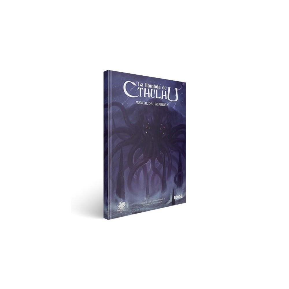 La llamada de Cthulhu 7Ed: Manual del Guardián