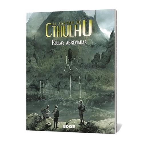 El rastro de Cthulhu Reglas abreviadas