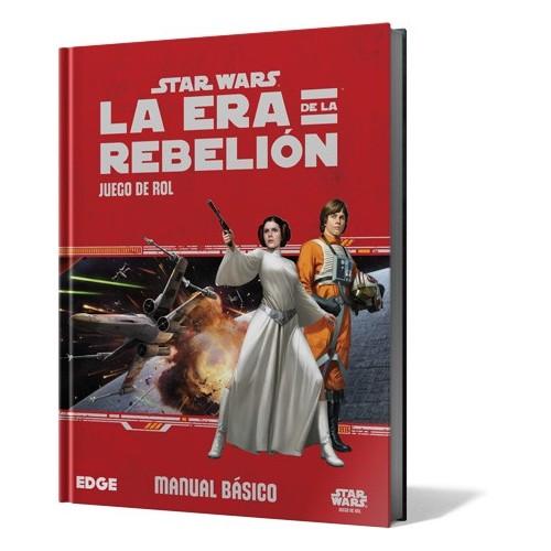 Star Wars: La Era de la Rebelión Libro Basico