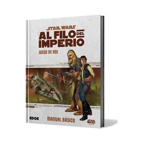 Star Wars: Al filo del imperio Libro de reglas