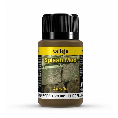 Barro europeo european splash mud 40ml