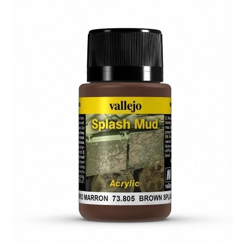 Barro marrón brown splash mud 40ml