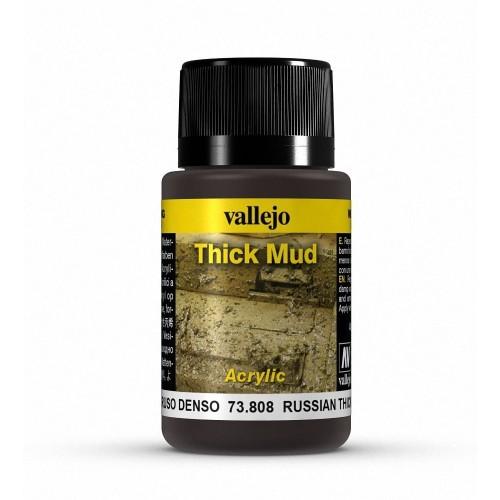 Barro ruso denso russian thick mud 40ml