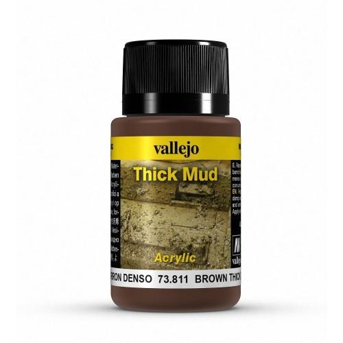 Barro marrón denso brown thick mud 40ml
