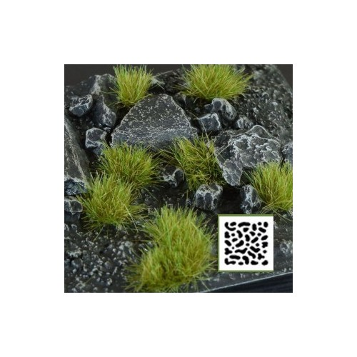 Dry Green 6mm Wild