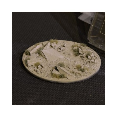 Arid Steppe Bases Oval 120mm (x1)