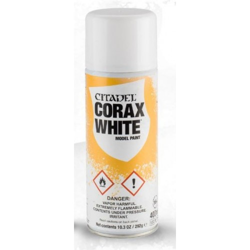 Spray Corax White