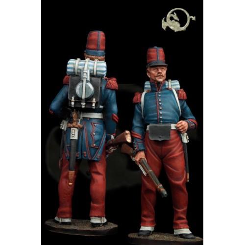 Legión Extranjera Francesa 1835