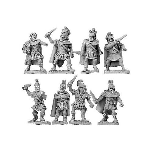 Greek Generals & Officers