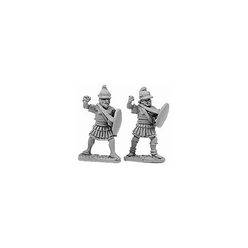 Macedonian Pikemen in Linen Armour