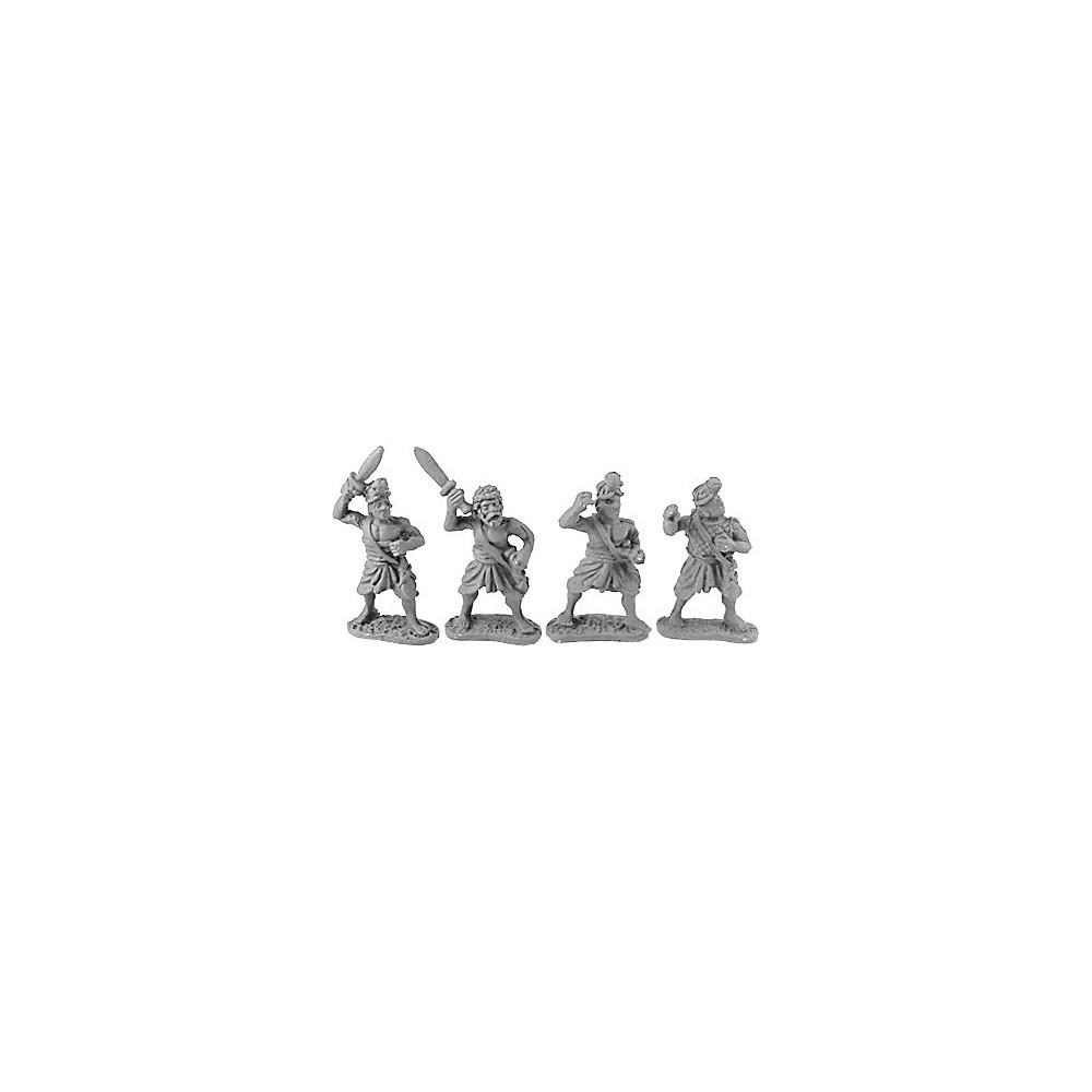 Hereditary/Mercenary Indian Javelinmen