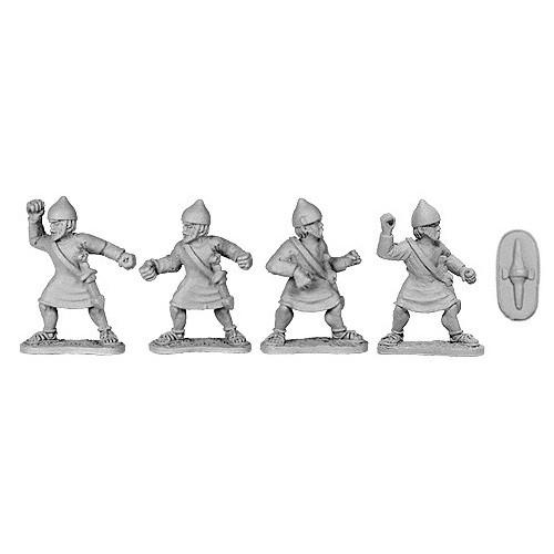 Carthaginian Citizen Spearmen