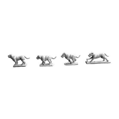 Dogs (Mastiff Type)