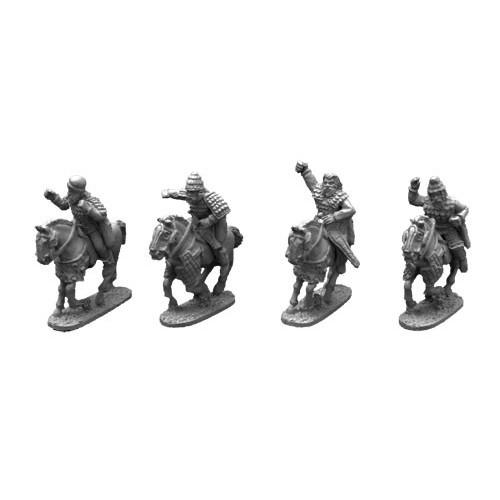 Sythian Bodyguard cavalry