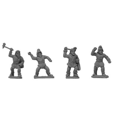 Sythian infantry