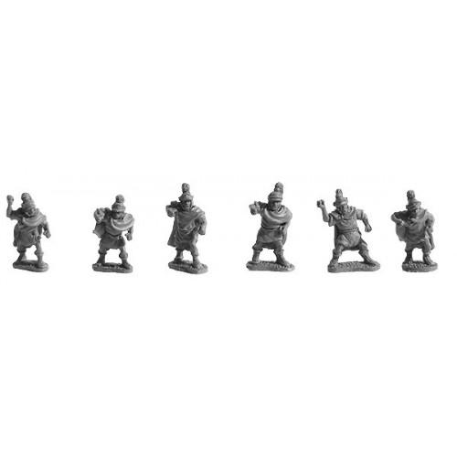 Selucide thureophoroi militia