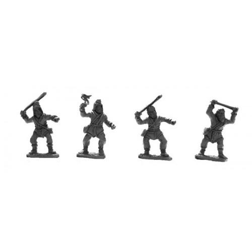 Scythian slingers