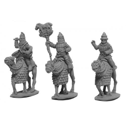 Parthian Cataphract Command