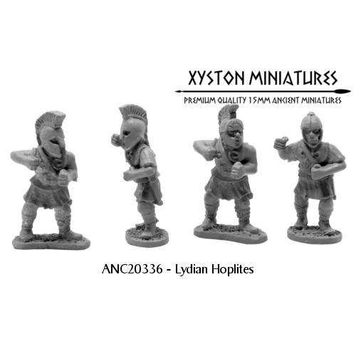 Lydian Hoplites