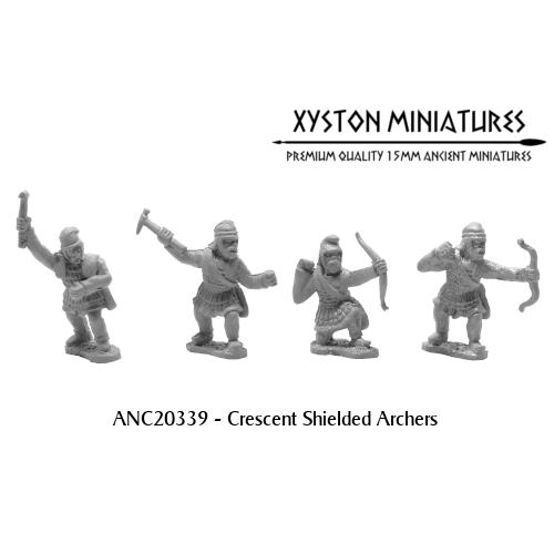 Crescent Shielded Archers