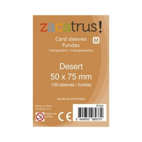 Fundas Zacatrus Desert (50x75 mm)
