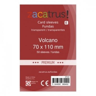 Fundas Zacatrus Volcano premium (70x110 mm)