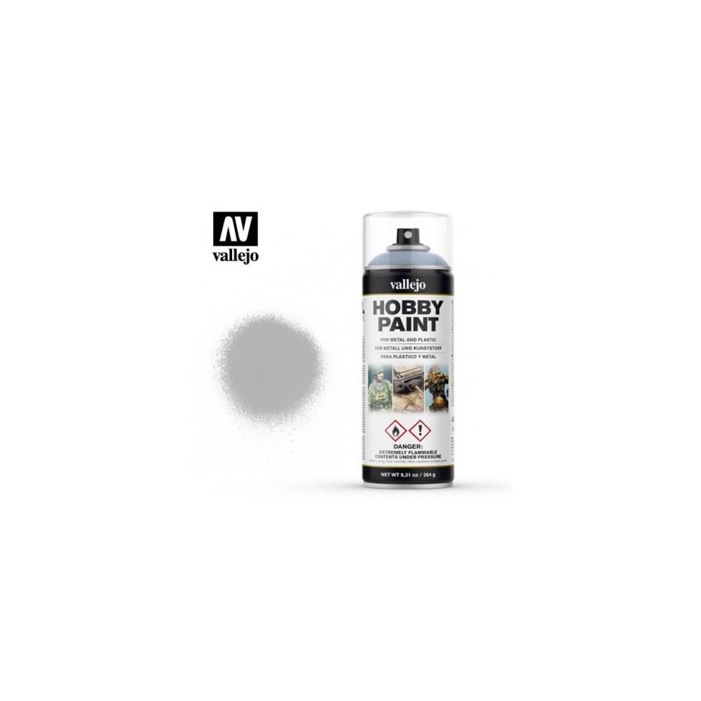 Vallejo: Grey Primer 400 ml.