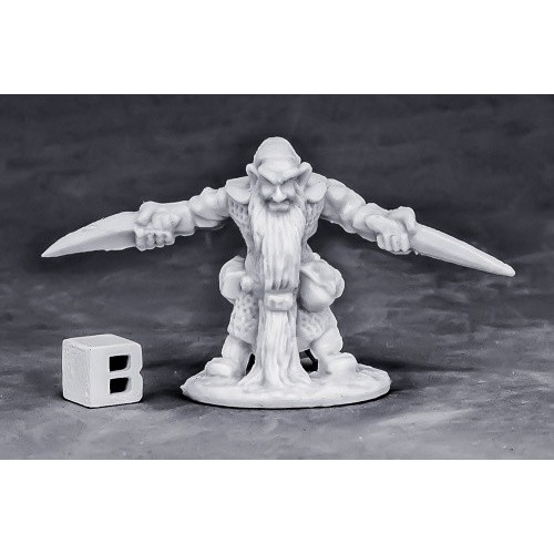 Dwarf Royal Weapomaster