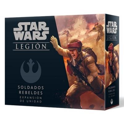 Star Wars Legión Soldados Rebeldes