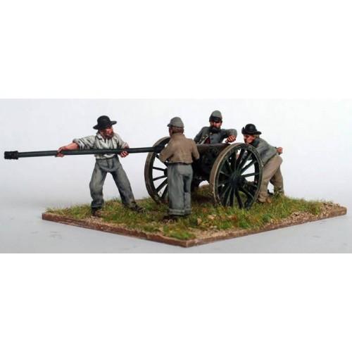 Confederate Artillery loading piece