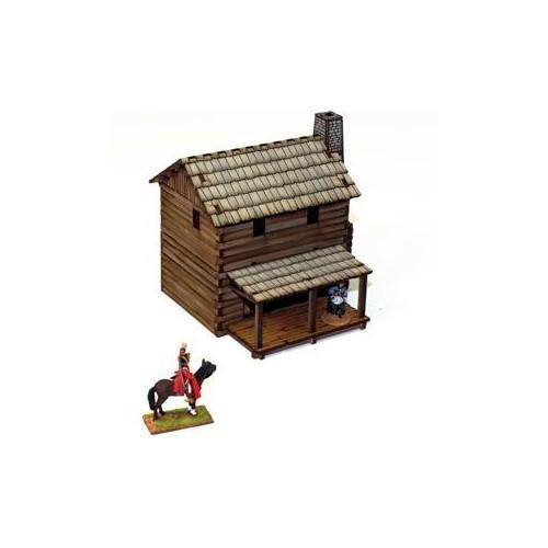 New England Loft Cabin