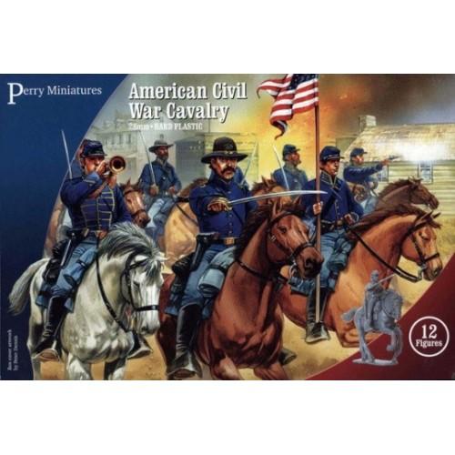 Caja de Caballeria de Guerra Civil Americana