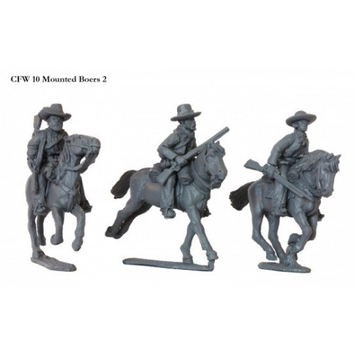 Mounted Boers 2