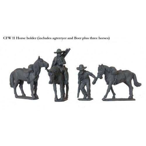 Horse holders