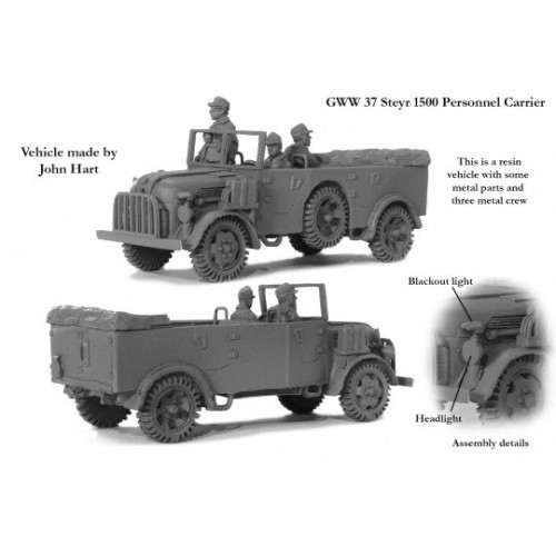 Steyr 1500 Personnel Carrier