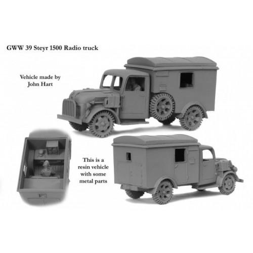 Steyr 1500 Radio truck